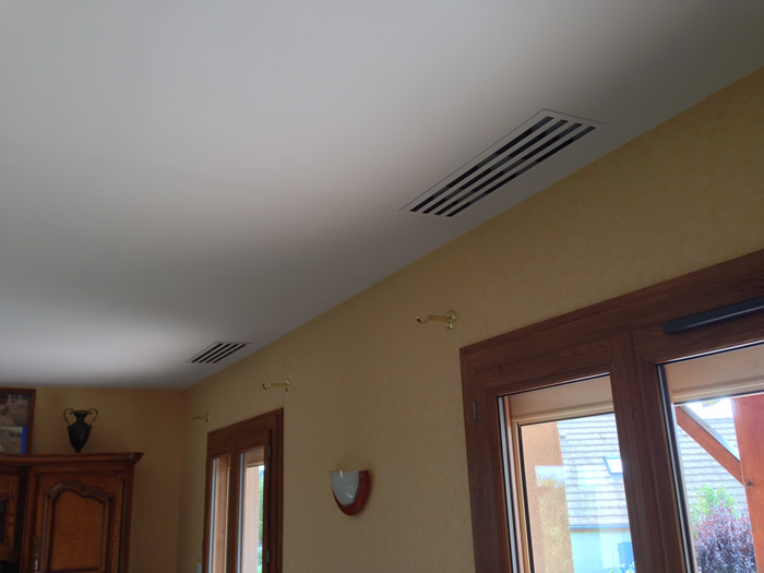 Climatisation - Installer la climatisation dans une maison ...