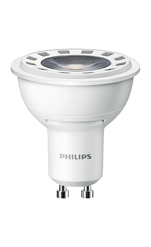 Ampoule led GU10 Philips, consommation de 5 watts équivalent 50 watts